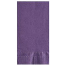 Purple Dinner Napkins