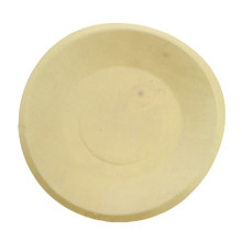 "7.5"" Disposable Wooden Plates"