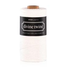 Bright White Divine Twine