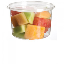 Round Deli Container without Lid -16oz