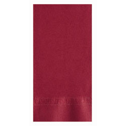 Burgundy Paper Dinner Napkins
