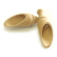 Wooden Scoop for Bath Salts