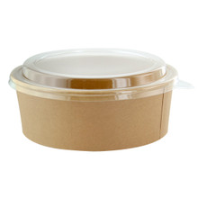 Kraft Paper Salad Bowl - 44 oz
