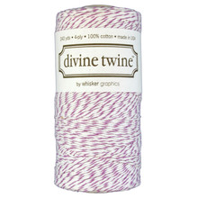Purple Plum Divine Twine