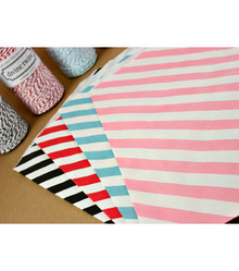 Striped Bitty Bags
