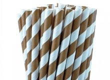 Brown Paper Straws
