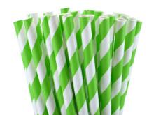 Green Paper Straws