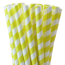 Jumbo Paper Straws