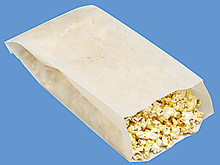Glassine Popcorn Bags - Large