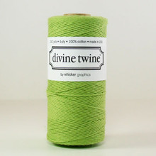 Green Solid Divine Twine