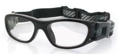 Kids Sports Goggles BL016 Black / Gray 120mm Frame Width