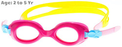 S37 Kids Prescription Swim Goggles for Ages 2 to 6 Years