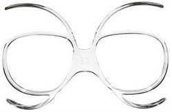 Universal Glasses Insert (Prescription Lenses Available) for Ski Goggles/Snow Boarding Goggles/Motorcycle Goggles/Motorcross Goggles