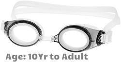 M2P Prescription Swim Goggles - Suitable for Ages 12 to Adults