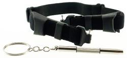 (1) Rec Specs Convertible goggle strap kit