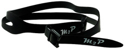 (1) replacement strap for adult M2P swim goggles black