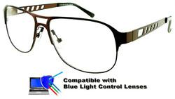 Thompson - Bronze Prescription Glasses