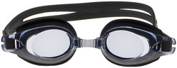 Adult Prescription Swim Goggles (Short Sighted Negative -ve Powers) - Black