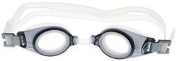 Kids Prescription Swim Goggles PE8 - Grey