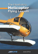 Jeremy Pratt The Introductory Flying Lesson Book (Helicopters)