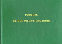 Pooleys Glider Pilot's Log Book