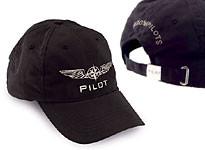 Design 4 Pilot Microfibre Pilots Cap