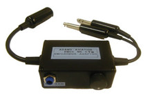 Adams EMCC MKII TG Hi-Spec Adaptor for Matching Military Headsets with Civil Radios