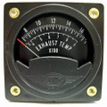 Westach 2A2 Non TSO'd Exhaust Gas Temperature Gauge