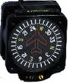 Falcon Gauges MCVC-2L-A Vertical Card Compass