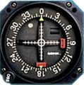 Garmin GI-106A VOR/GS Course Deviation Indicator