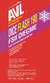 AVL Dice Flash 190 Fuel Additive