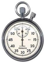 Pilot's Stopwatch