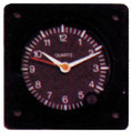 Mitchell D1-312-5036 Aircraft Clock