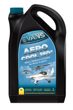 Evans Waterless Coolant 5 Litre Bottle. For ROTAX 912/914 engines