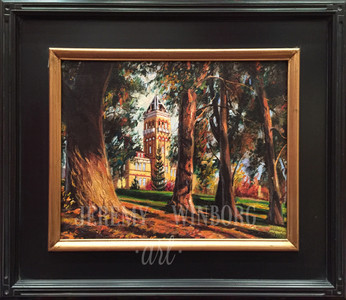 Old Main Memories Original Study (SOLD)