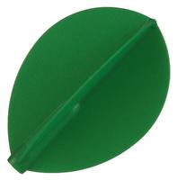 Fit Flight - Teardrop - Green - 6 pack