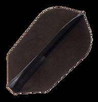 Fit Flight - Slim - Dark Black - 6 pack