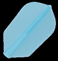 Fit Flight - Slim - Blue - 6 pack