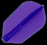 Fit Flight - Slim - Purple - 6 pack
