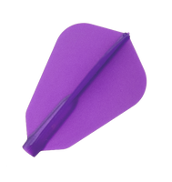 Fit Flight - F Shape - Purple - 6 pack