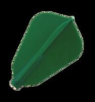 Fit Flight - F Shape - Green - 6 pack