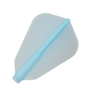 Fit Flight - F Shape - Blue - 6 pack