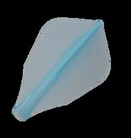 Fit Flight - W Shape - Blue - 6 pack