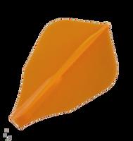 Fit Flight - W Shape - Orange - 6 pack