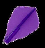 Fit Flight - W Shape - Purple - 6 pack