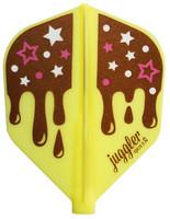 Fit Flight Juggler Queen - Chocolate - Shape