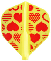 Fit Flight AIr Juggler Queen - Cute Hearts - Standard