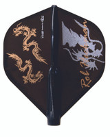 "Fit Flight Air Signature - Rob ""the Dragon"" Heckman - Standard Black"