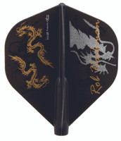 "Fit Flight Signature - Rob ""the Dragon"" Heckman - Standard Black"