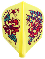 Fit Flight AIr Juggler Queen - Asian Flower - Shape